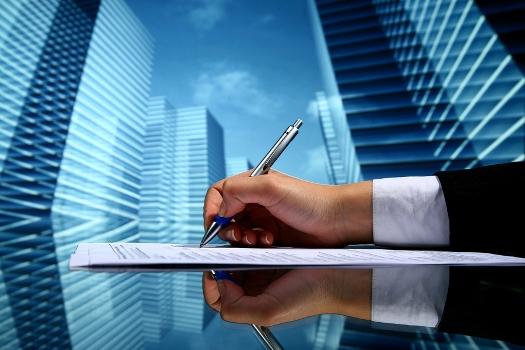 подписать документы